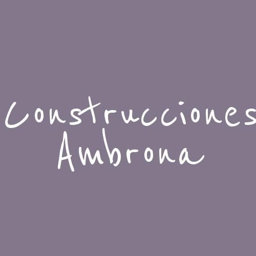 Construcciones Ambrona