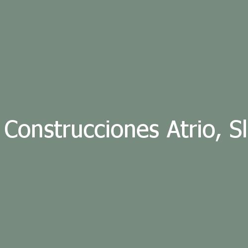 Construcciones Atrio S. L.