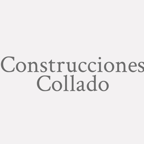 Construcciones Collado