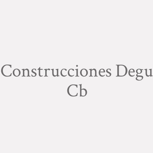 Construcciones Degu  Cb