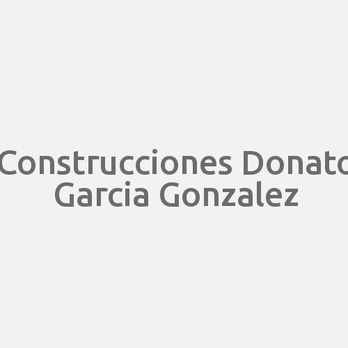 Construcciones Donato Garcia Gonzalez
