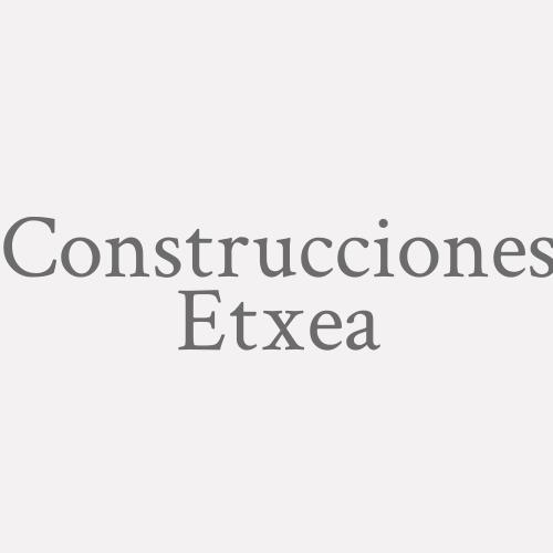 Construcciones Etxea