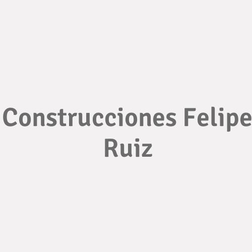 Construcciones Felipe Ruiz