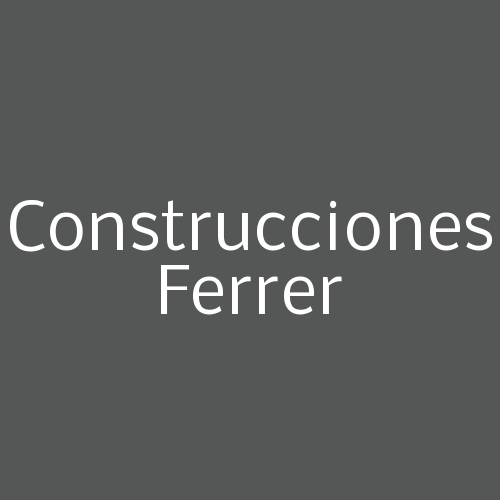 Construcciones Ferrer