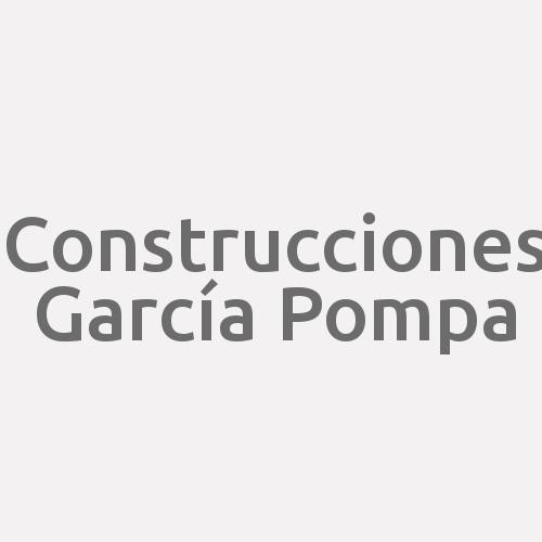 Construcciones García Pompa