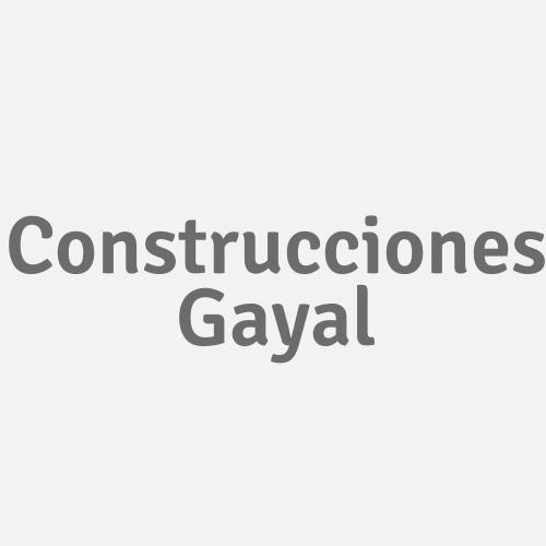 Construcciones Gayal