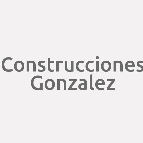 Construcciones Gonzalez
