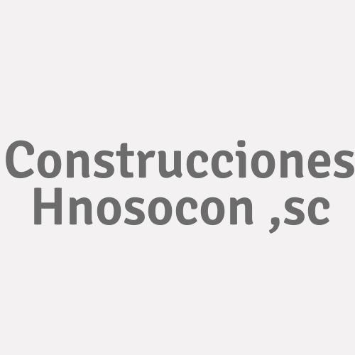 Construcciones Hnos.Ocon ,S.C