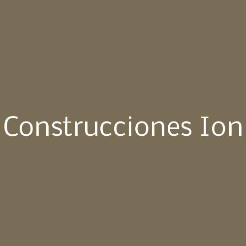 Construcciones Ion