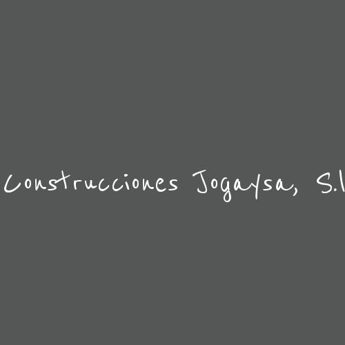 Construcciones Jogaysa, S.L.