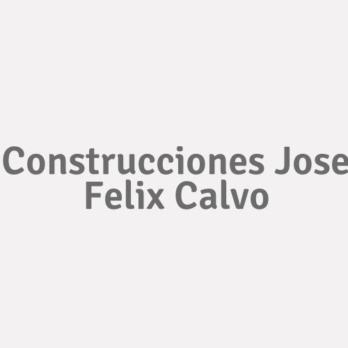 Construcciones Jose Felix Calvo