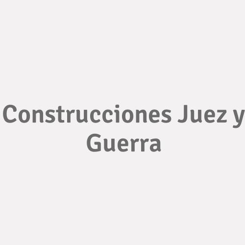 Construcciones Juez y Guerra
