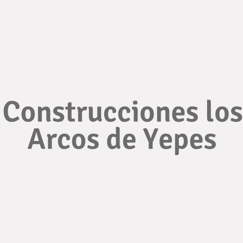 Construcciones Los Arcos De Yepes