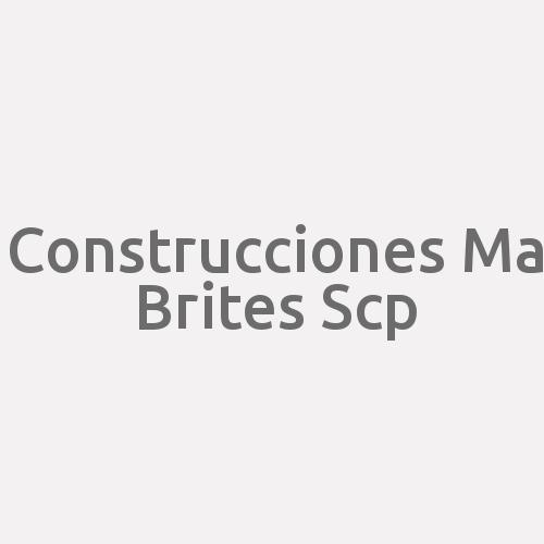 Construcciones Ma Brites  Scp