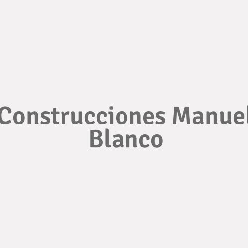 Construcciones Manuel Blanco