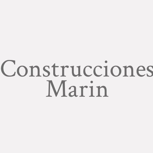 Construcciones Marin