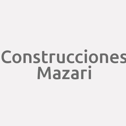 Construcciones Mazari