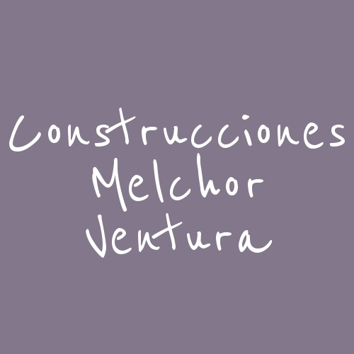 Construcciones Melchor Ventura