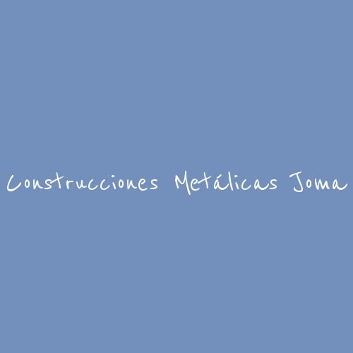 Construcciones Metálicas Joma