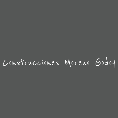 Construcciones Moreno Godoy