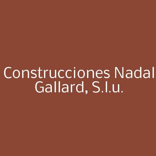 Construcciones Nadal Gallard, S.l.u.