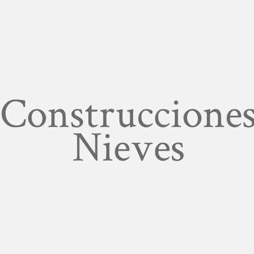 Construcciones Nieves