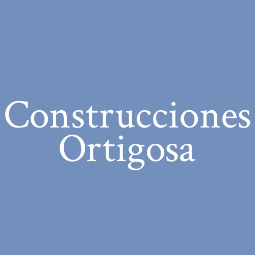 Construcciones Ortigosa