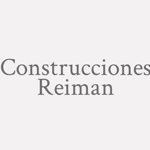 Construcciones Reiman