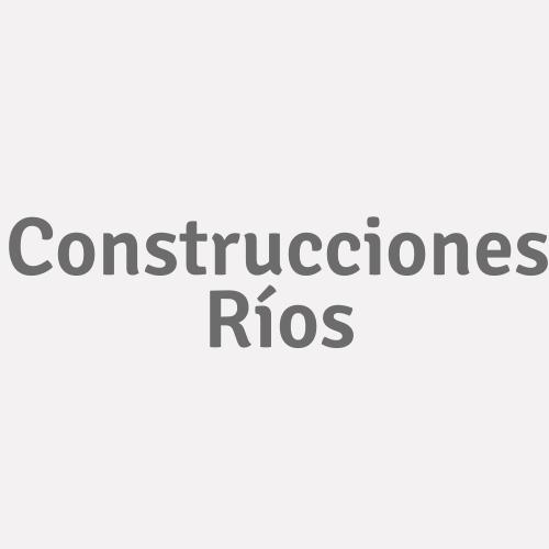 Construcciones Ríos