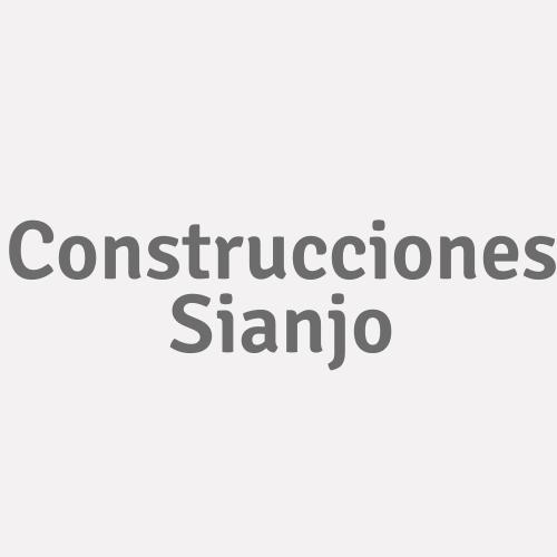 Construcciones Sianjo
