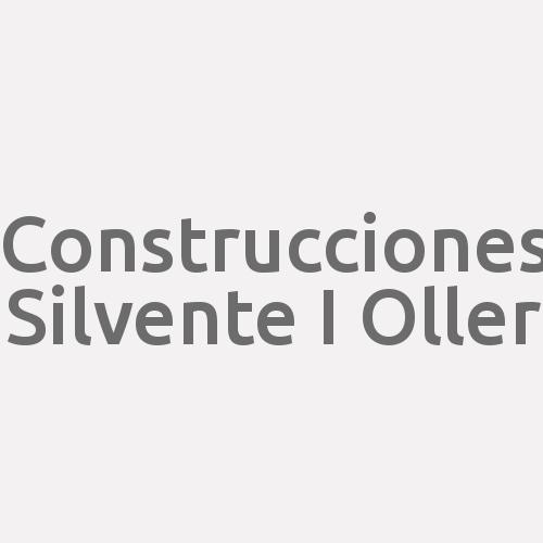 Construcciones Silvente I Oller
