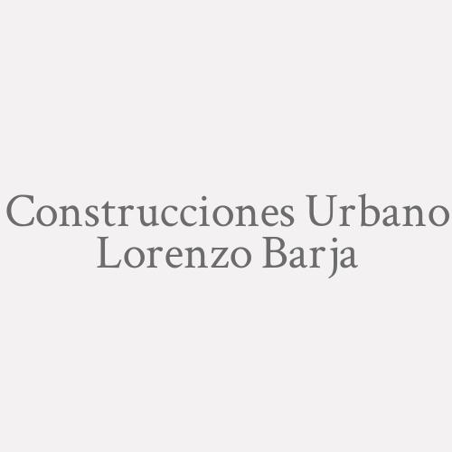 Construcciones Urbano Lorenzo Barja