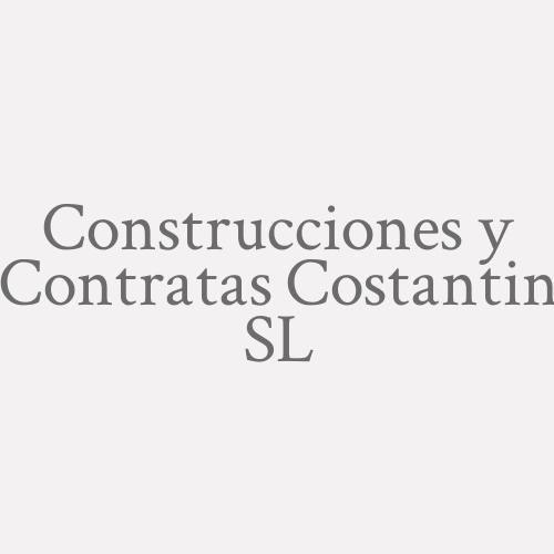 Construcciones Y Contratas Costantin S.L.