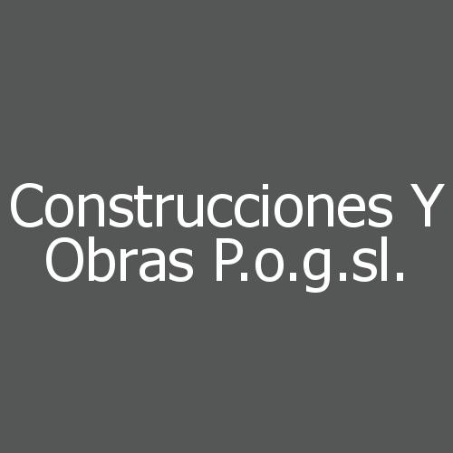 Construcciones Y Obras P.O.G.Sl.