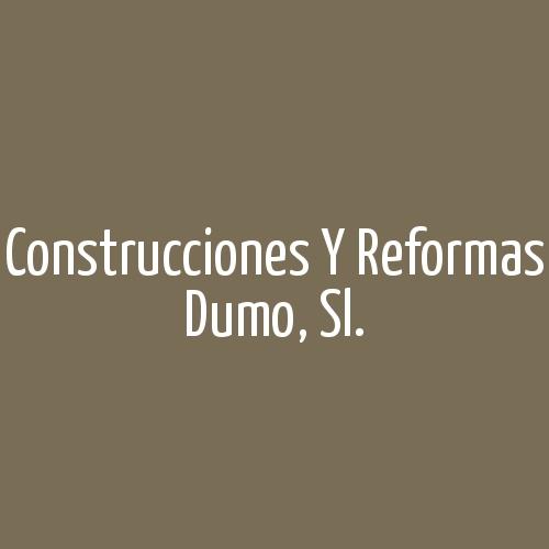 Construcciones y Reformas Dumo, SL.