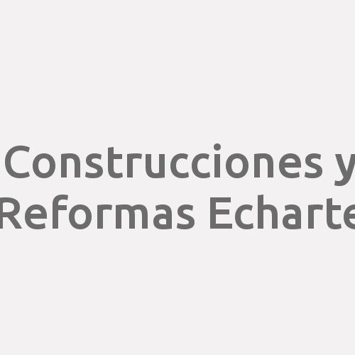 Construcciones y Reformas Echarte