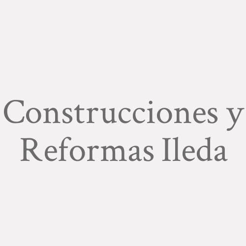 Construcciones y Reformas Ileda