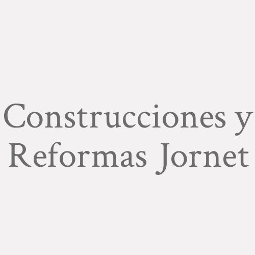 Construcciones Y Reformas Jornet
