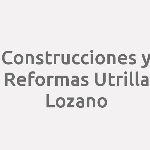 Construcciones y Reformas Utrilla Lozano