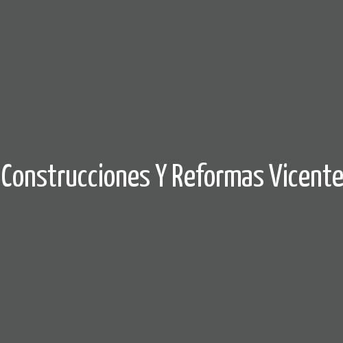 Construcciones y Reformas Vicente