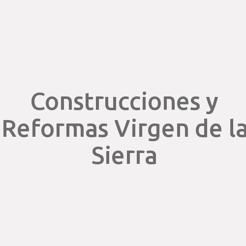 Construcciones y Reformas Virgen De La Sierra