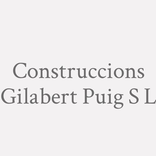 Construccions Gilabert Puig S. L.
