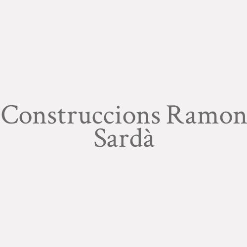 Construccions Ramon Sardà