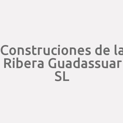 Construciones De La Ribera Guadassuar S.l