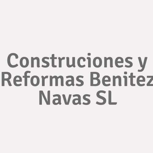 Construciones Y Reformas Benitez Navas S.l