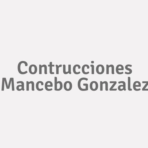 Contrucciones Mancebo Gonzalez