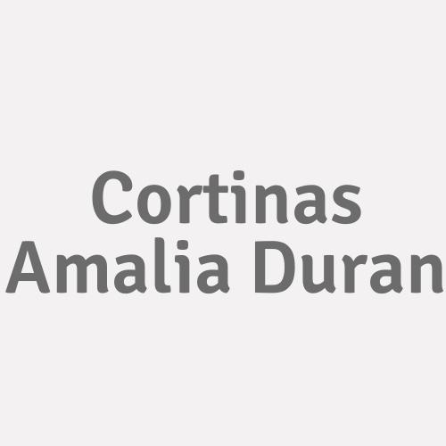 Cortinas Amalia Duran