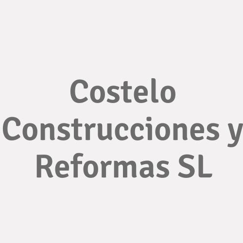 Costelo Construcciones Y Reformas  S.l.
