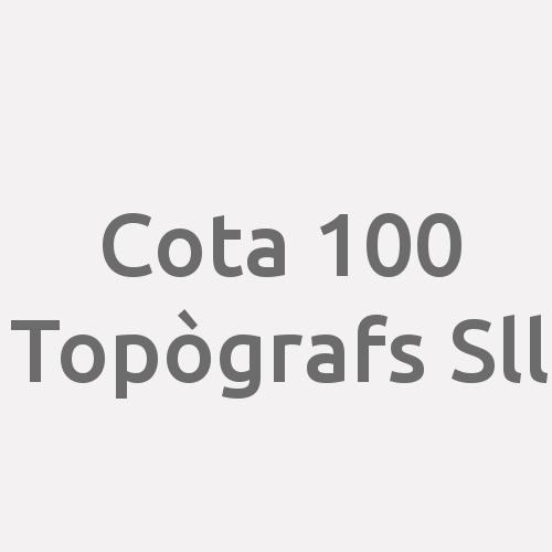 Cota 100 Topògrafs Sll