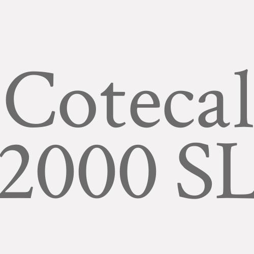 Cotecal 2000 S.l.